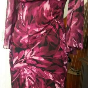 NEW CONNECTED APPAREL COCKTAIL DRESS Size 6